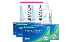 Air Optix for Astigmatism Kombi Set 4 Kutu