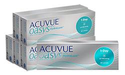 Acuvue OASYS® 1-Day Kombi Set 6 Kutu