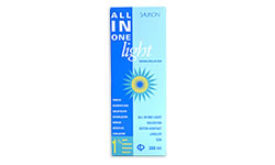 ALL IN ONE LIGHT 380 ml.