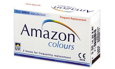 Amazon Colours (By Sophistic)