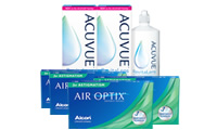 Air Optix for Astigmatism Kombi Set 4 Kutu
