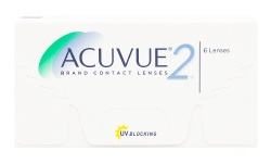 Acuvue 2 lens