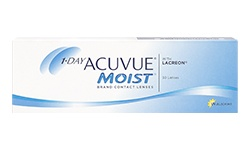 1DAY ACUVUE®  MOIST 30 lu Kutu lens