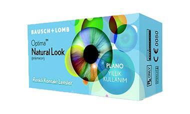Optima NaturalLook Renkli Numarasız