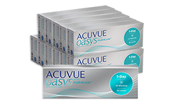 Acuvue OASYS® 1-Day Kombi Set 12 Kutu