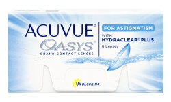 Acuvue OASYS for ASTIGMATISM lens