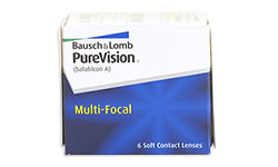 PureVision Multifocal lens