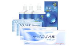 Acuvue Tatil Seti Complete Solüsyonlu