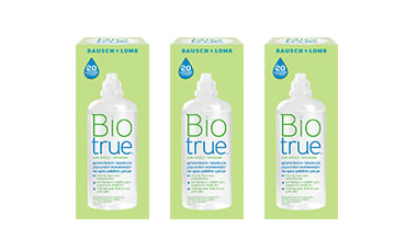 Biotrue 3 X 120 ml