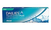 DAILIES Aqua Comfort TORIC 30lu Kutu