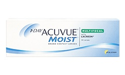 1DAY ACUVUE®  MOIST MULTIFOCAL 30 lu Kutu