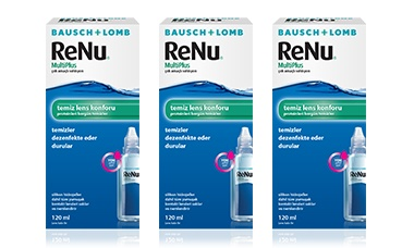 RENU MULTI PLUS 3 X 120ml