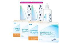 Purevision 2 Hd+Purevision 2 Hd For Astigmatism Kombi Set