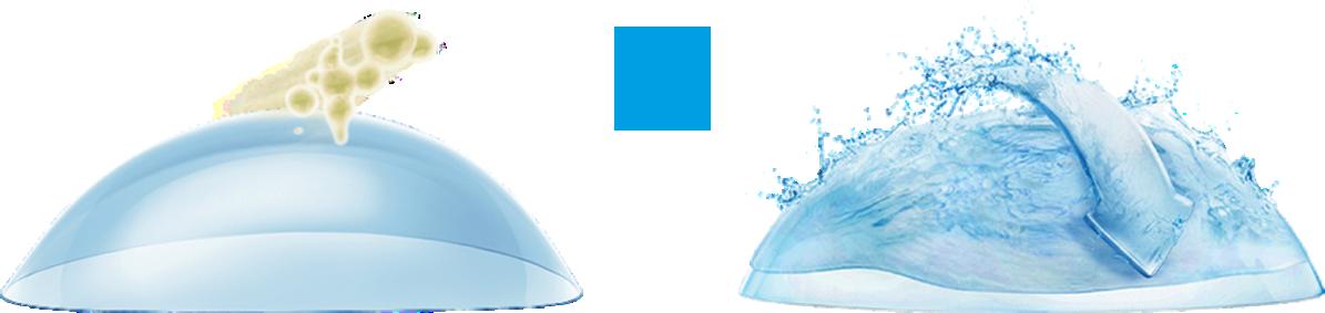 Airoptix Aqua Detail