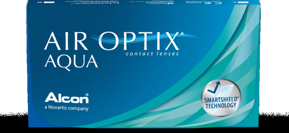 Air Optix for Aqua